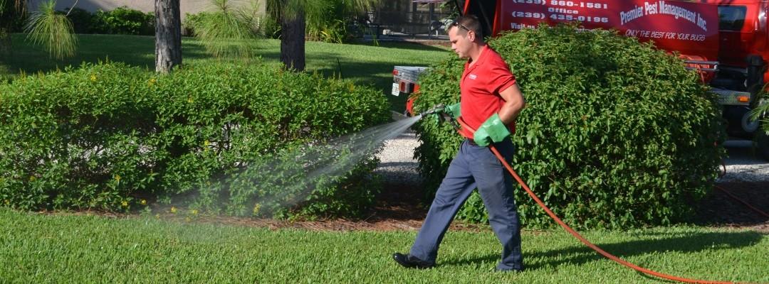 Naples Landscape Pest Control Company