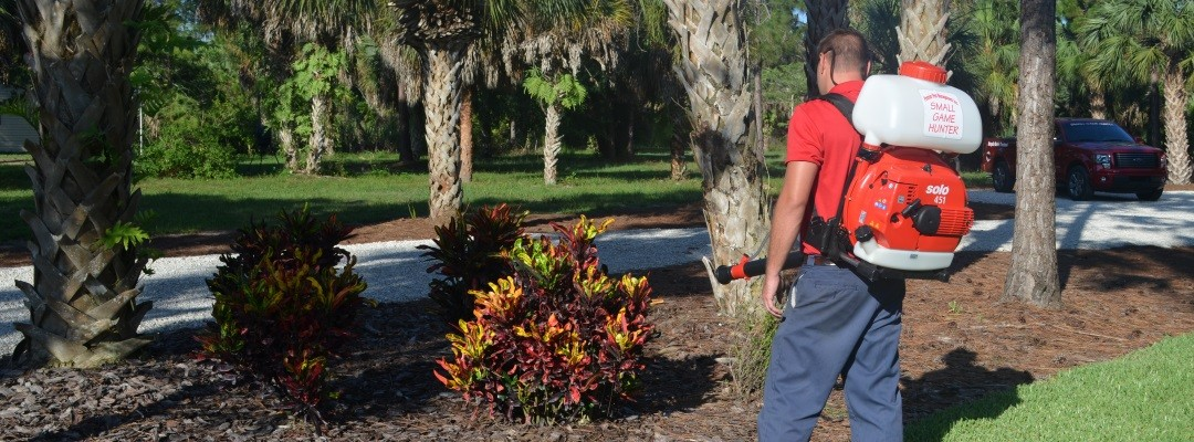 Home Mosquito Control Services in Naples