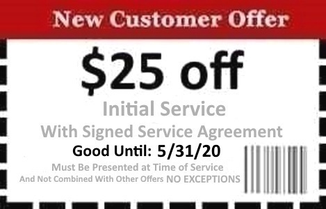 Naples Pest Control Coupon Good Until 05/31/2020